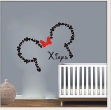 New arrival Baby Wall Decal Animal Koala Bear Tree wall sticker wallpaper bears Vinyl nursery tree kids