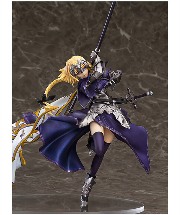 19cm Fate Grand Order Fate EXTELLA Joan of Arc Anime Action Figure PVC toys Collection figures for friends gifts new fate grand order saber altria pendragon alter dress ver pvc action figure collection toys valentine s day gift for friends