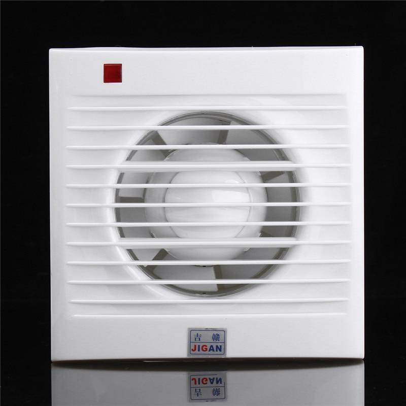 Perfect Mini Wall Window Exhaust Fan Bathroom Kitchen Toilets Ventilation Fans  Windows Exhaust Fan Installation In Exhaust Fans From Home Improvement On  ...