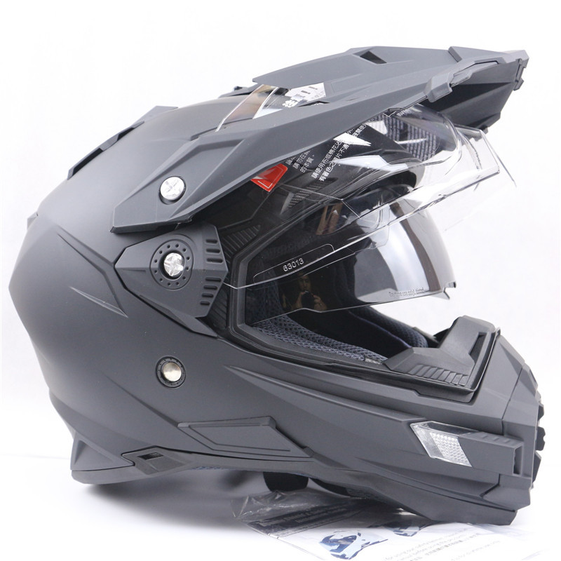 THH motorcycle motorcycle helmet full face double lens off-road helmet dual-visor helmet TX-27 a pcs motorcycle helmet highway racing off road full face helmet off road helmet pink star