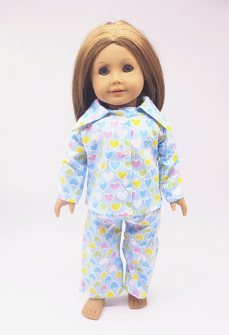 Free shipping hot 2014 new style Popular 18 American girl doll clothes dress b2945