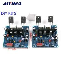 1 Sets MX50 SE 100WX2 Dual Channels Audio Power Amplifiers Board Diy Kits New Version