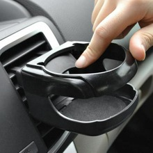 цена на Car Cup Holders Car-styling NEW Universal  Car Outlet Air Vent Mount Drink Water Cup Bottle Can Holder Door Mount Stand