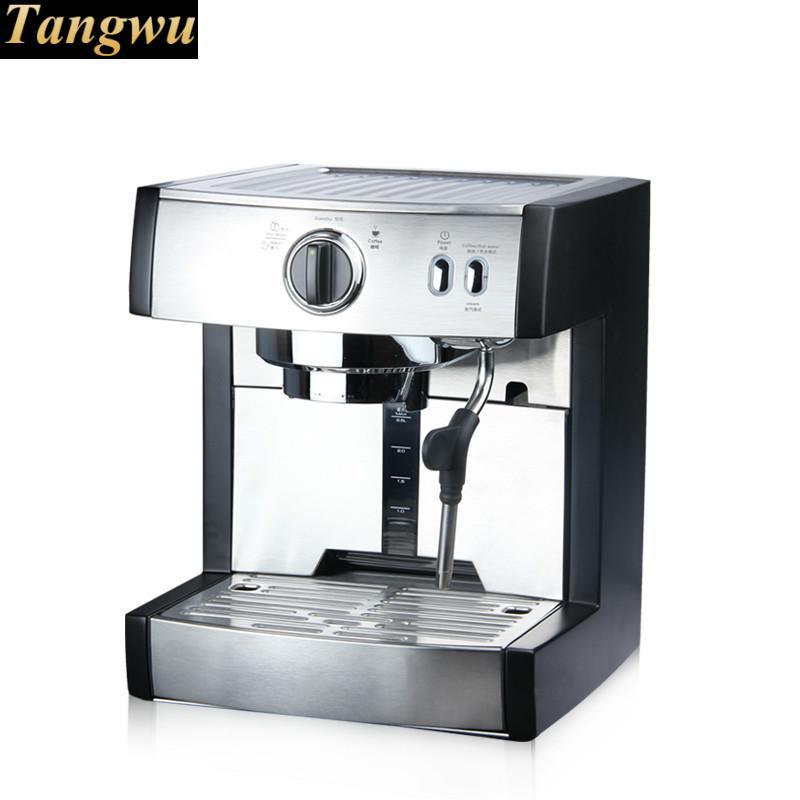 Профессиональный паровой насос полный полуавтомат кофе машина для коммерческого использования