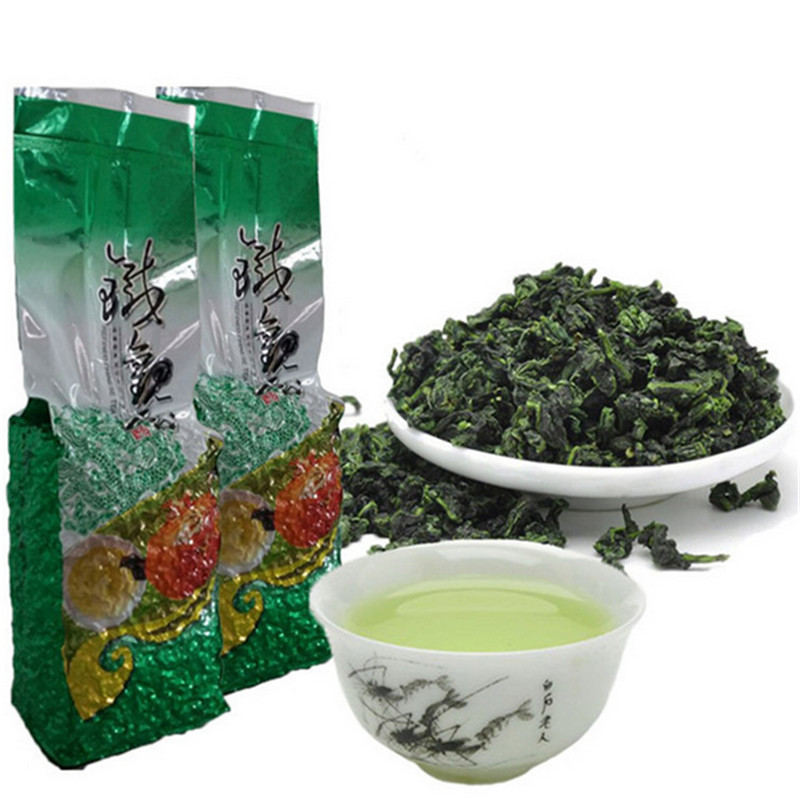 Top grade Chinese tieguanyin tea oolong the green food health care products Weight Loss 250g tie guan yin 2016new Oolong