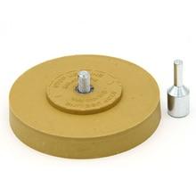 88*15mm Universal Car Decal Eraser Wheel Tool Sticker Removal Heavy Duty Pinstripe Deca