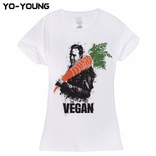 "The Walking Dead's NEGAN-inspired ""VEGAN"" t-shirt"