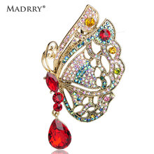 Lucky Colar Butterfly Brooch For Womans Colares Bijuterias Hijab Pins Broches Esmalte De Unhas Femininos Masculinos