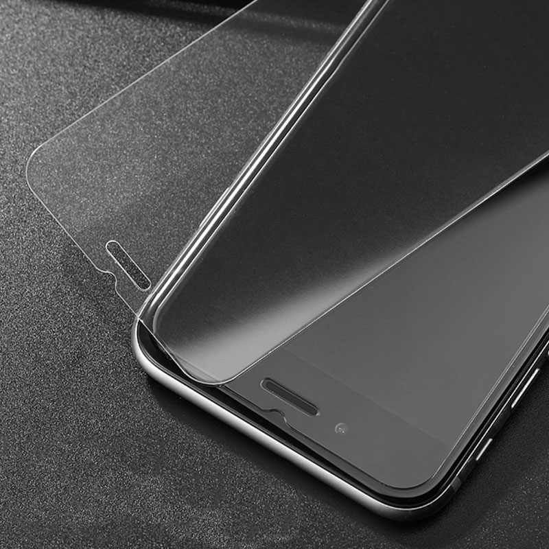 Schutz gehärtetem glas iphone 7 8 x screen protector glas auf iphone 7 6 S 8 glas für iphone 6 7 5 s se 6 6 s 8 plus XS max XR