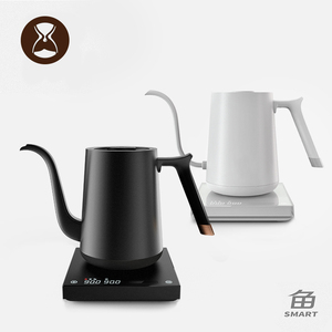 Image 5 - Timemore 220vElectric water kettle/Variable Temperature Digital /Electric Gooseneck Kettle for Pour Over Coffee & Tea  900ml