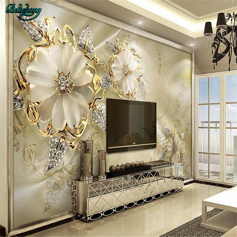 Обои beibehang на заказ для гостиной спальни дивана 3d обои в европейском стиле