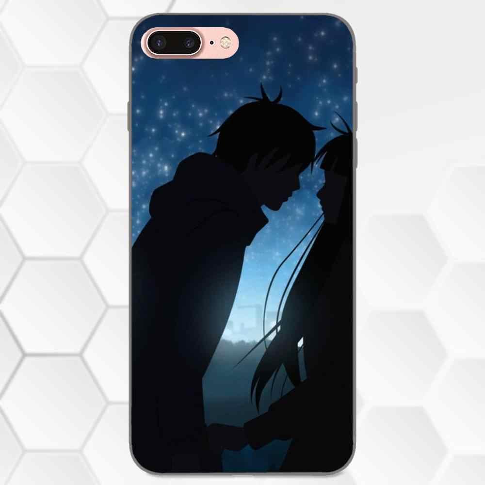 Suave TPU teléfono Kimin Ni Todoke más lindo Anime para Huawei Honor disfrutar amigo Nota 6s 8 9 10 20 Lite jugar Pro P inteligente