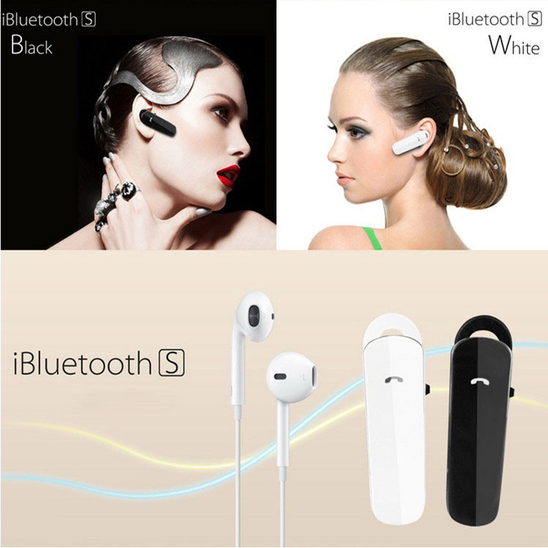 Hot Sale Bluetooth 4.1 Stereo Headset Earphone Mini Wireless Sports Headphones Handsfree Universal For Samsung iphone 5 5s #6 universal sport stereo handsfree wireless bluetooth 4 0 stereo headphones sport earphone headset for samsung iphone