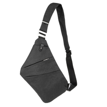 Men Crossbody Sling Bag Waterproof Shoulder Chest Back Pack Anti Theft Sash  Bags Pouch BB55( 84632971f6ff