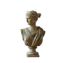 Europe style Sculpture Figurines Beauty Crafts Home Decor Gifts Furnishings Statue Model Miniature Ornaments Handicrafts Gifts