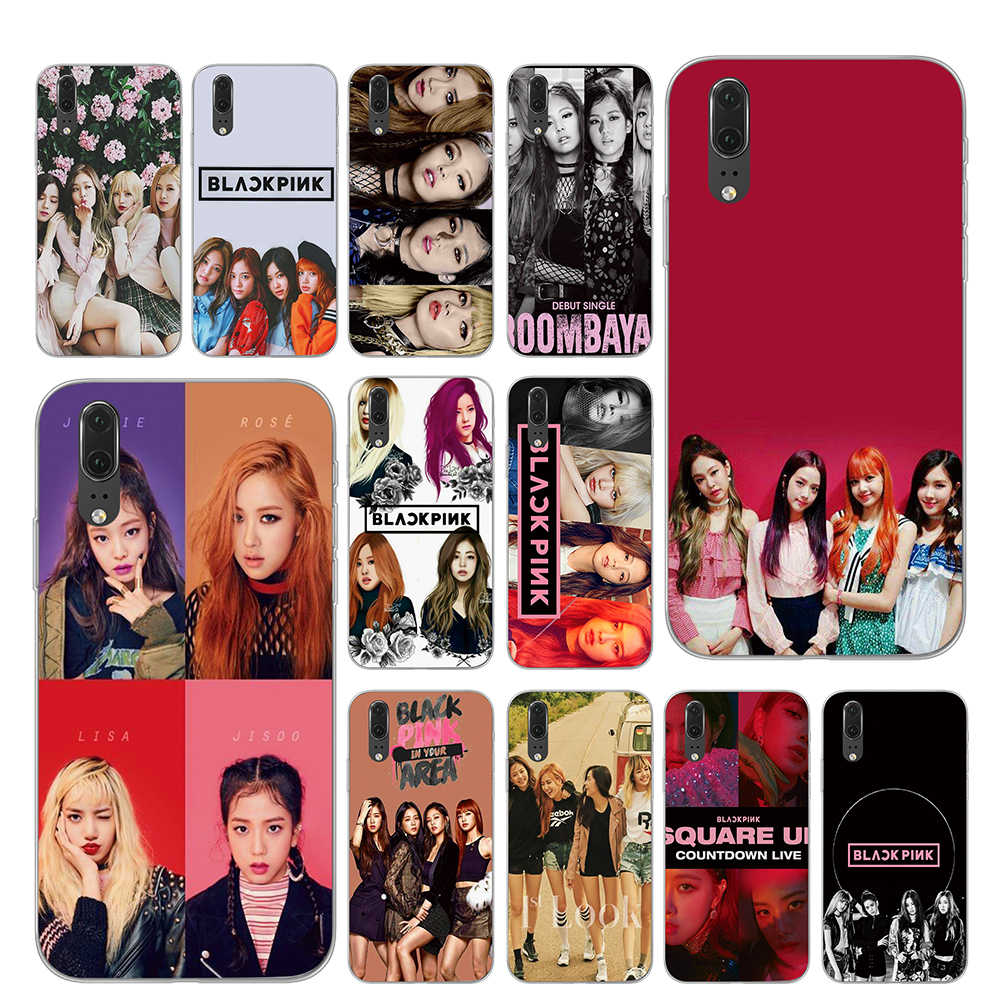 BLACKPINK kpop Phone Case for Huawei P30 P20 P10 Mate 10 20 Pro Lite Cover