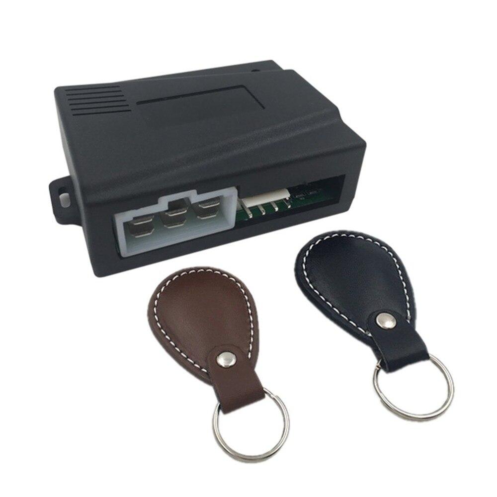 Smart Car Engine Push Start Stop Button RFID Lock Ignition Keyless Entry System Auto Start Stop Immobilizer Starline