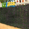 Uland Fake Hedges 6pcs 50 50cm Artificial Boxwood Hedge Mats Faux Plants For Garden G0602A001E