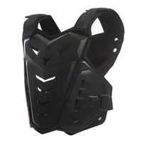 Adjustable Anti Bump Motorcycle Riding Soft Durable Hollowed Out Practical Back Protector Chest Support Gear Armor Vest