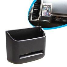 Автомобильный держатель мобильного телефона мягкий ПВХ держатель мобильного телефона подходит для устройства шириной менее 75 мм черный