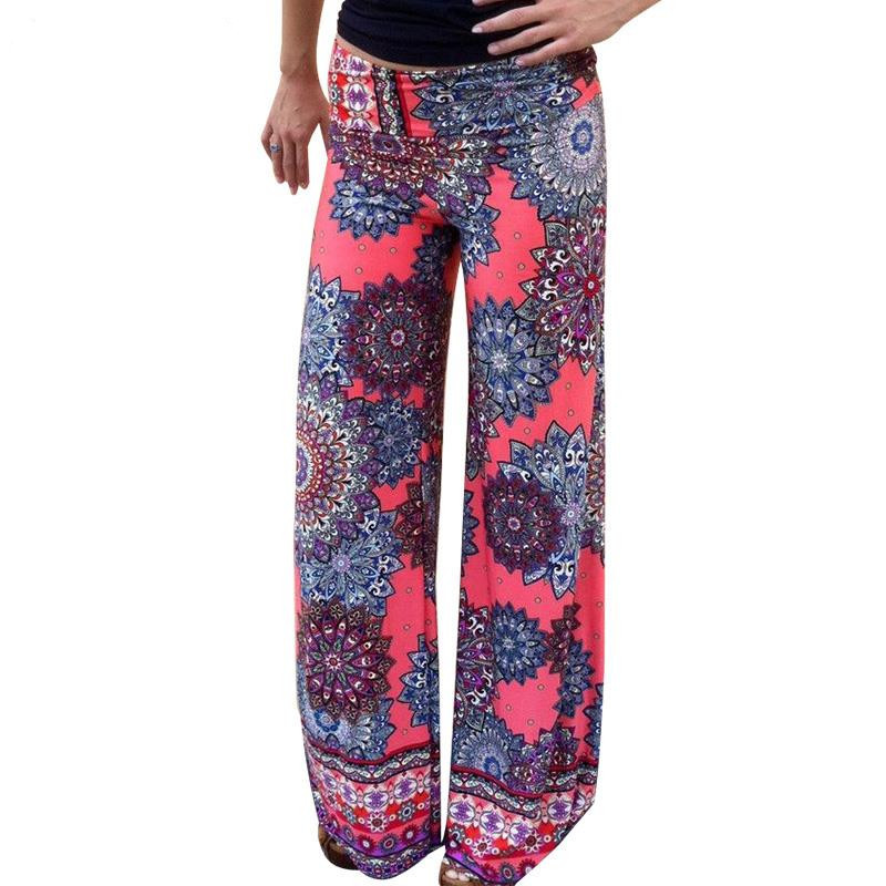 summer women wide leg pants pantalon verano mujer femme baggy sweatpant palazzo trousers. Black Bedroom Furniture Sets. Home Design Ideas