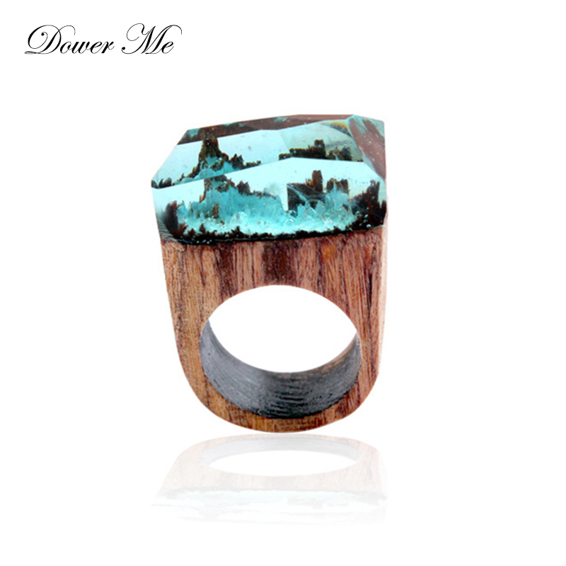 Dower Me Unique Engagement Ring Wedding Jewelry Fashion