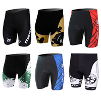 New Arrival Cycling Shorts Mens Cycling Shorts Riding Bicycle Ropa Ciclismo Bike 3D Padded Coolmax Gel