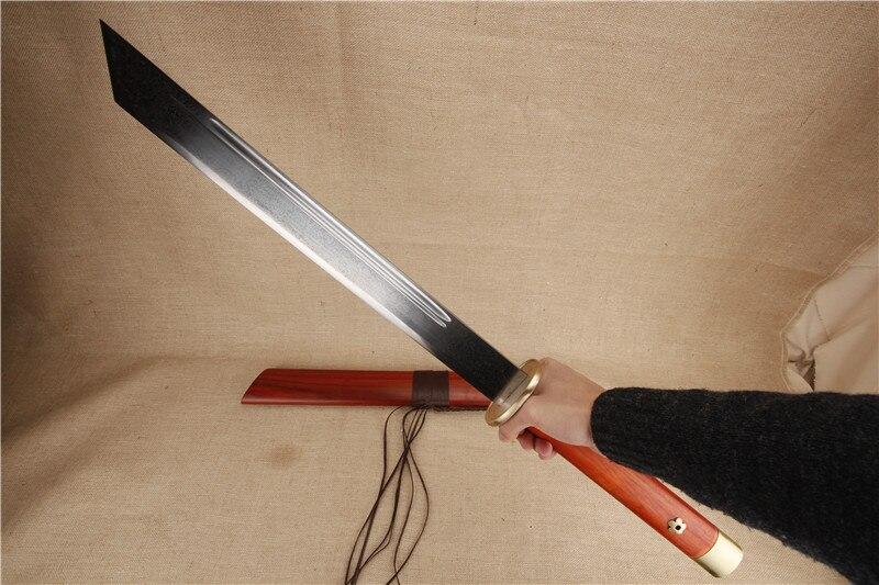 Ənənəvi Çin qılınc əl istehsalı mis parçaları Çin - Ev dekoru - Fotoqrafiya 3