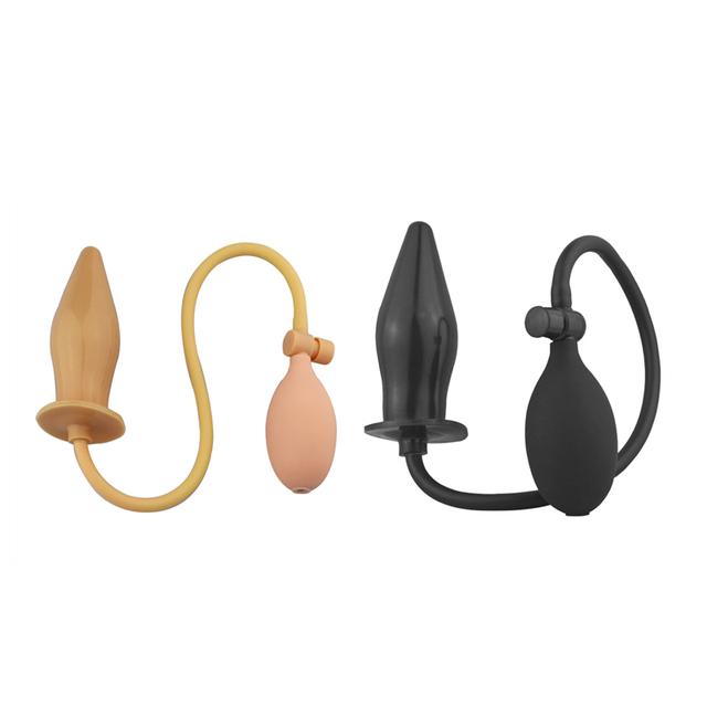Anal Plug Erotic Adult Sex Toys For Women Men,Prostata Massage
