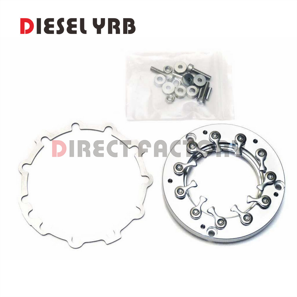 turbine Car turbo rebuilding kit turbo Nozzle ring K04V 53049880032 53049700032 for VW T5 Transporter 2.5 TDI 070145701E
