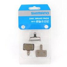 ФОТО shimano b01s resin mtb disc brake pads for br-m485 m445 m446 m447  m395 m355  m575 m475 m416 m396 m525 m465 bicycle brake shoes