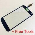 Qualidade superior da tela de toque com substituição digitador para lg nexus 4 e960 touchscreen não display lcd + ferramentas de reparo do telefone móvel