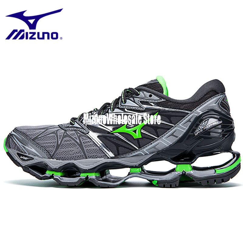 ALI shop ...  ... 32973473391 ... 4 ... Original MIZUNO WAVE Prophecy 7 professional Men Shoes 8 Colors Outdoor Sport sneakers Best Men Weightlifting Shoes Size 40-45 ...