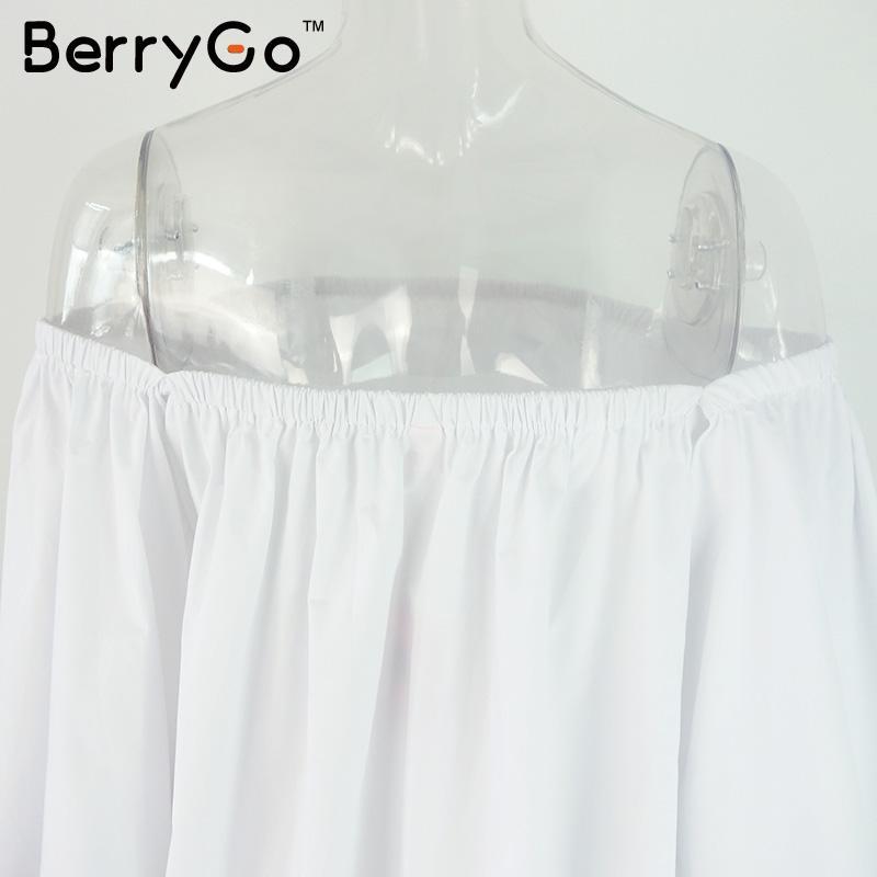 HTB1mMwYKVXXXXadaXXXq6xXFXXXb - Sexy off shoulder white blouse women Ruffle PTC 95