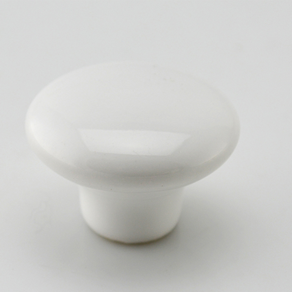 Modern Pure White Door Button Knobs Shoe Drawer Dresser Cabinet Cupboard Small Single Hole Pull Handles With Screws best selling korea natural jade heated cushion tourmaline health care germanium electric heating cushion physical therapy mat