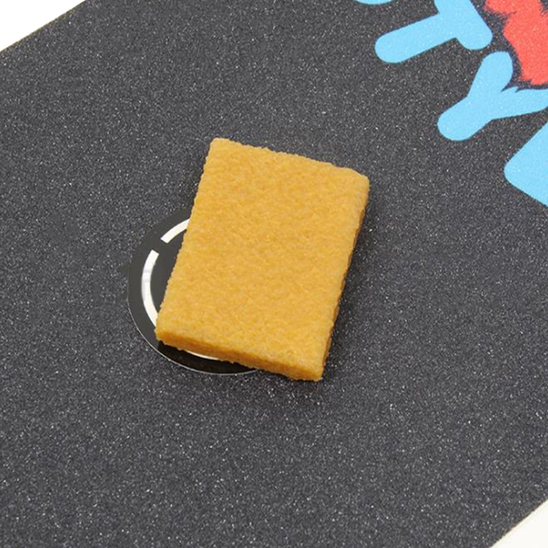 Rubber Skateboard Longboard Grip Tape Cleaner Dirt Remover Cleaning Eraser New