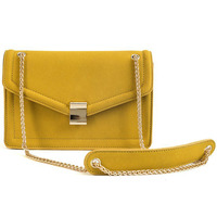 Women Messenger Bags for women 2018 Fashion PU Luxury Handbags Lady Multi function Shoulder bag chain Grind Retro Clutch bag