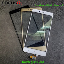New Outer Touch Screen Front Glass Lens For Xiaomi Redmi note 4 LCD Screen Touch Panel Replacement touch screen repair parts(China)
