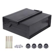 200x175x70 мм черный Водонепроницаемый Пластик коробка проект электронного корпуса Высокое качество