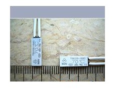 The World's Ultra-small Size TB02-KA8D Temperature Switch 35 Degrees Normally Open Thermostat Thin Thermal