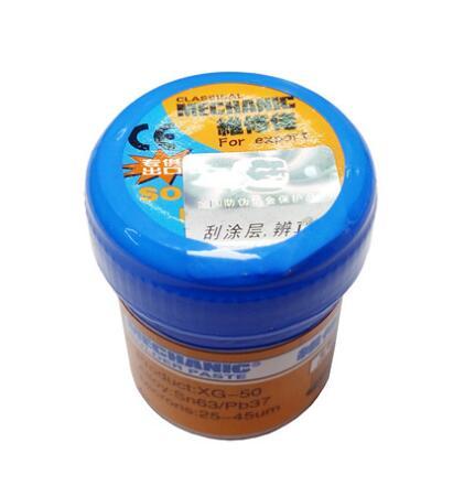 1PCS High Quality 100% Original  XG-50 MECHANIC Solder Flux Solder Paste