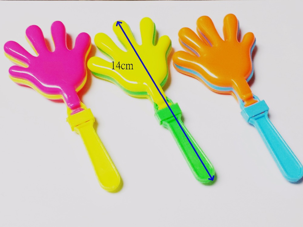 Party Favor Toys : Pc hand clapper cm noise makers novelty birthday party