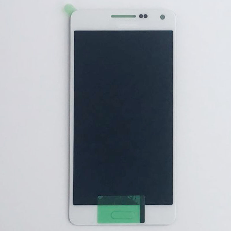White LCD Screen Display Glass Touch Digitizer Assembly For Samsung Galaxy A5 A500 A500F