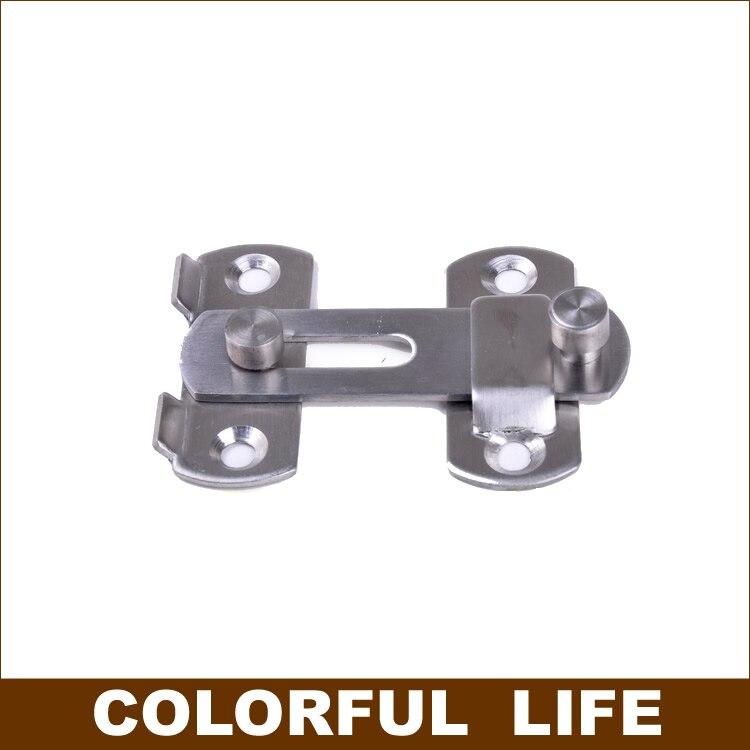 install sliding door lock