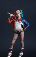 Suicide Squad Action Figure Harley Quinn 12inch PVC Anime Movie Suicide Squad Joker Collectible Model Toy