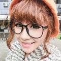 Óculos De leitura Retro Pontos Rrame Marca Big Quadro Das Mulheres Óculos de Metal Unisex Óculos Femininos Do Vintage