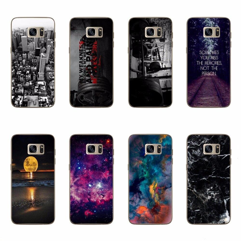 phone case funda coque for samsung galaxy s5 s6 s6 edge s7 s7 edge cool sunrise starnight. Black Bedroom Furniture Sets. Home Design Ideas