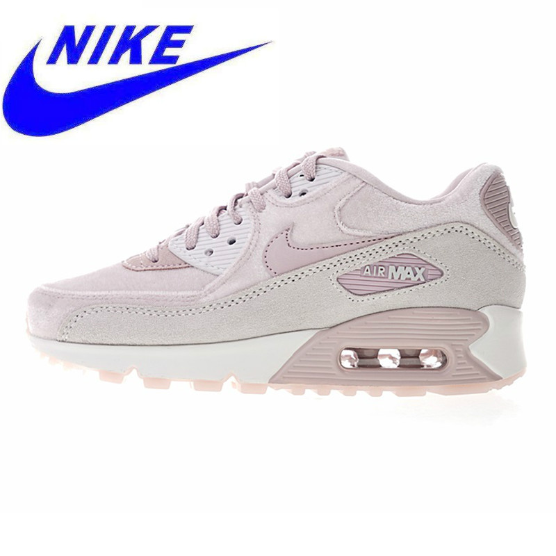 promo code b7d5d 912a3 Detail Feedback Questions about Original Nike Air Max 90 Women s Running  Shoes, Outdoor Sneakers Shoes, Grey, Non slip Shock Absorbing Breathable  898512 600 ...
