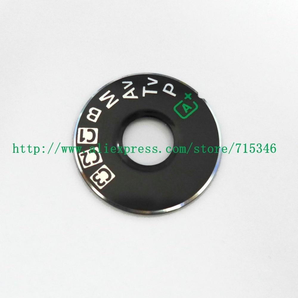 Новинка, верхняя крышка Функция циферблат модели Кнопка этикеток для цифровой однообъективной зеркальной камеры Canon EOS 5D Mark III/Melo III 5D3 5diii Топ Функция цифровой Камера Repair Part