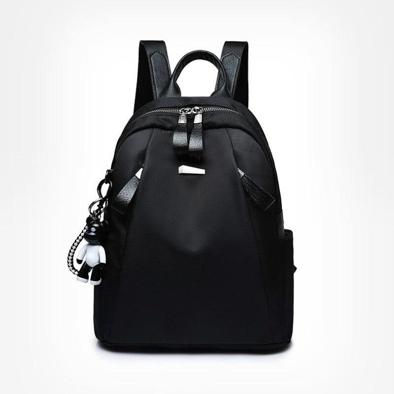 Mochilas femininas casuais à prova doxford água oxford volta pacote para meninas estilo simples sacos de escola jovens senhoras diário bagpack mochila mujer